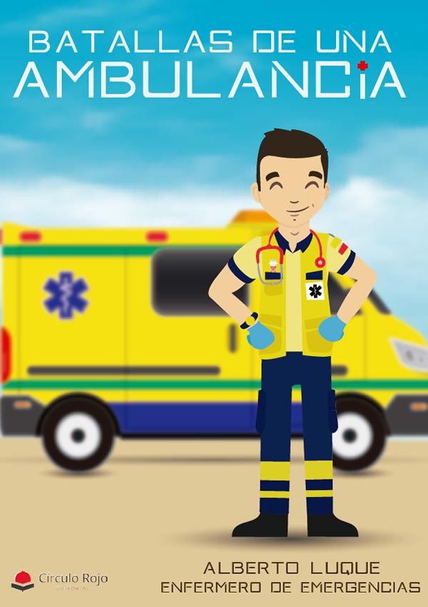 Alberto Luque - Batallas de una Ambulancia