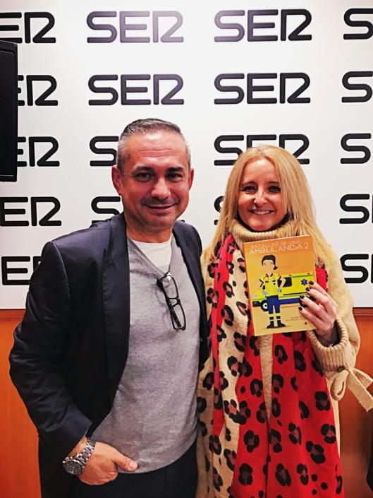 Entrevista en el programa Hoy por Hoy Toledo de la Cadena SER