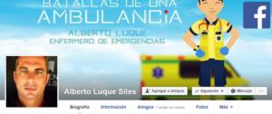 Facebook Alberto Luque