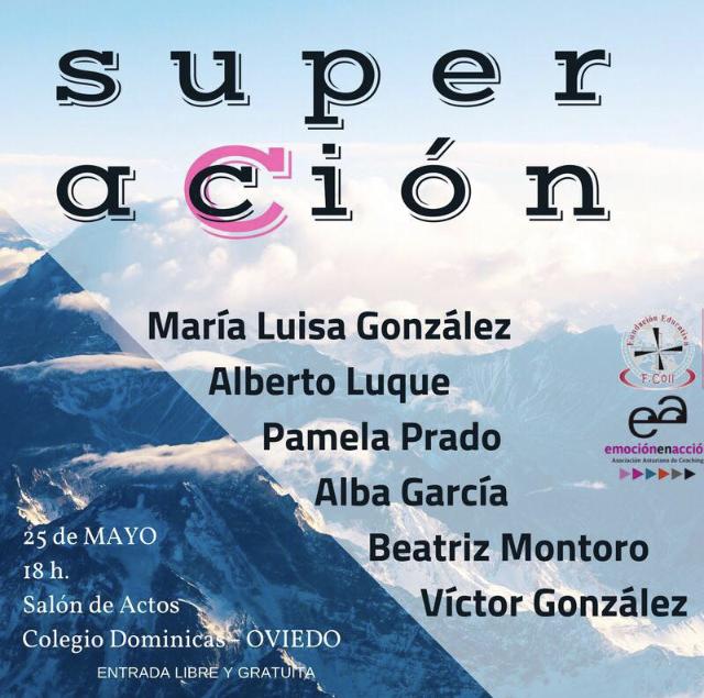 Ponente Jornada Emoción en Acción de la Asociación Asturiana de Coaching