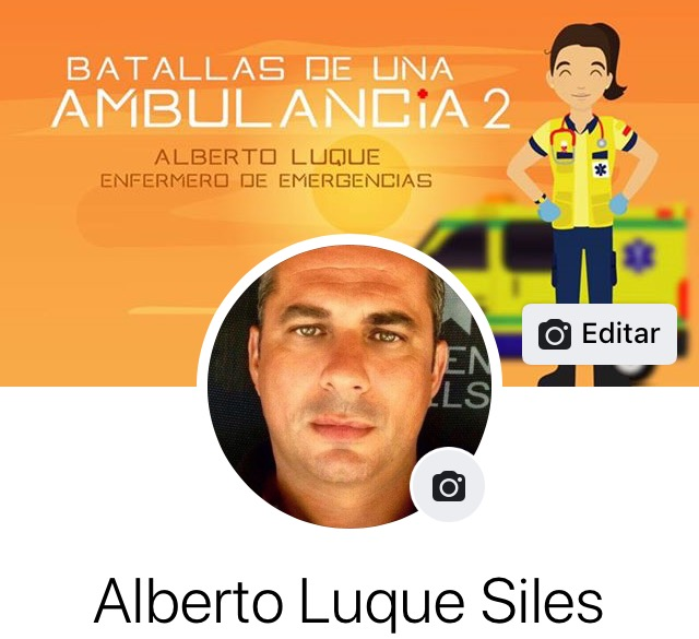 Facebook Alberto Luque