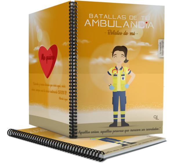 Cuaderno Keka enfermera