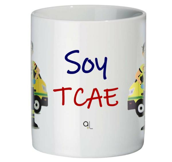 Frontal taza Soy TCAE