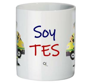 Frontal taza Soy TES