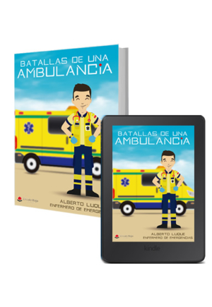 eBook Batallas de una Ambulancia