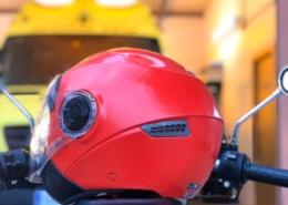 Llevar casco te puede salvar la vida