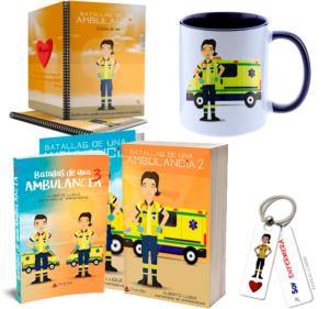 Pack Trilogía Batallas de una Ambulancia